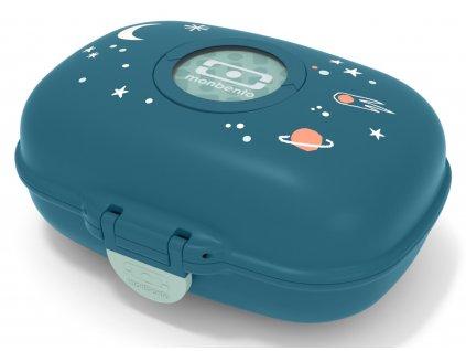 Monbento box na svačinu pro děti do školy nebo školky MB Gram blue Cosmic 1