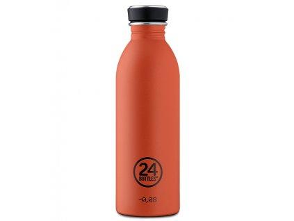24Bottles lehká nerezová láhev Urban Bottle 500 ml Pachino 1