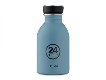 24Bottles nerezová láhev Urban Bottle 250 ml Powder Blue 1