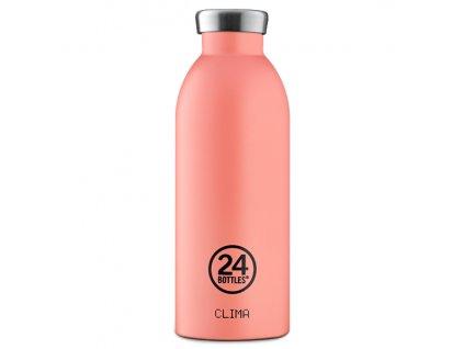 24Bottles nerezová termoláhev Clima Bottle Blush Rose 500 ml 1