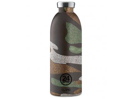 24Bottles termoláhev na studené i teplé nápoje Clima Bottle Camo Zone 850 ml 1