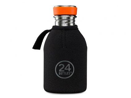 24Bottles neoprénový obal na láhve Urban Bottle o objemu 250 ml 1