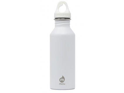 MIZU stylová nerezová láhev M5 na pití enduro white 530 ml 1