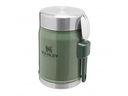 Stanley nerezová termoska na jídlo Legendary Classic 400 ml zelená 1