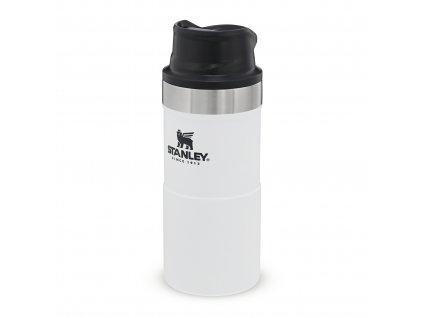 Stanley odolný nerezový termohrnek Classic series 2.0 do jedné ruky polární bílá 350 ml 1