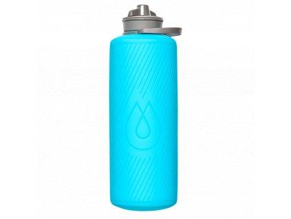 Hydrapak odolná sbalitelná láhev Flux 1 l malibu blue 1