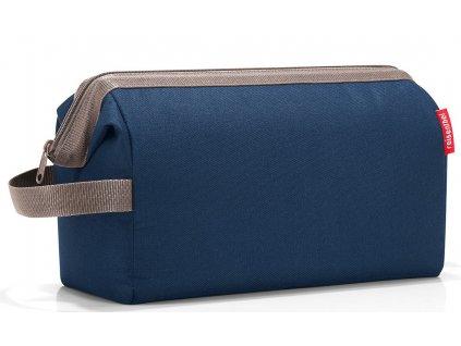 Reisenthel prostorná kosmetická taška Travelcosmetic XL dark blue 1