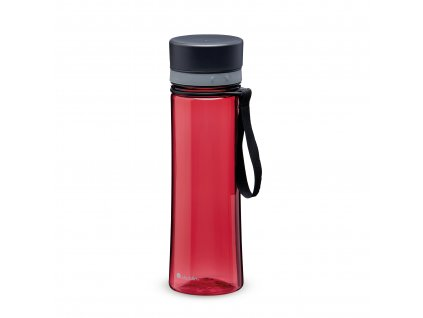 Aladdin plastová láhev na vodu Aveo Cherry Red 600 ml 1