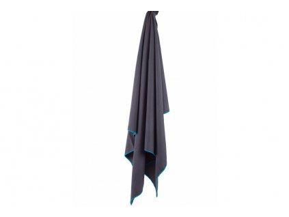 Lifeventure outdoorový ručník SoftFibre Lite Trek Towel Giant grey 1