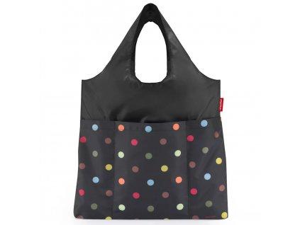 Reisenthel skládací nákupní taška MINI MAXI SHOPPER PLUS dots 1