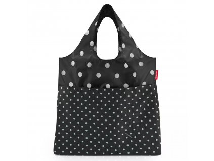 Reisenthel skládací nákupní taška MINI MAXI SHOPPER PLUS mixed dots 1