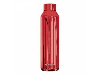 Quokka nerezová termoláhev Solid Sleek červená 630 ml 1
