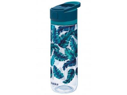 Quokka plastová láhev na vodu quick Sip 830 ml jungle 1