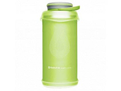 Hydrapak flexibilní skládací láhev Stash Bottle 750 ml Sequoia Green 1