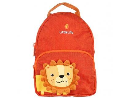 Batůžek pro malé děti od 1 až 3 let s motivem lvíčka 1