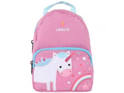 Littlelife dětský batoh Friendly Faces Toddler Backpack jednorožec