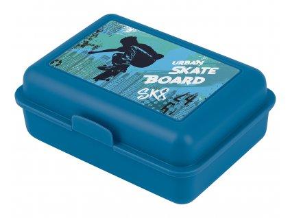Baagl krabička na svačinu pro kluky Skateboard 1