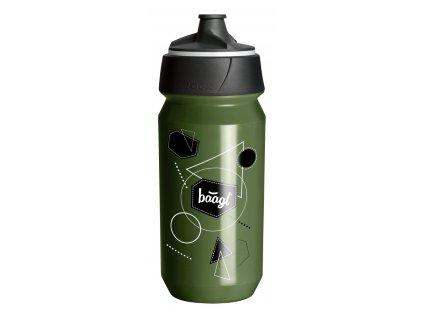 Baagl sportovníbio láhev na pití Green 500 ml