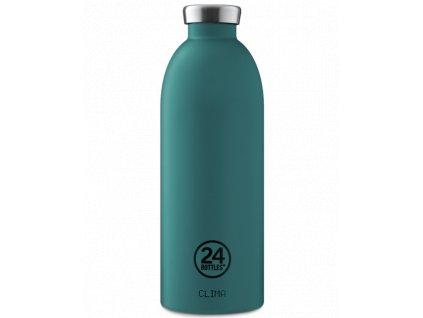 24Bottles nerezová termoláhev Clima Bottle Atlantic Bay 850 ml 1