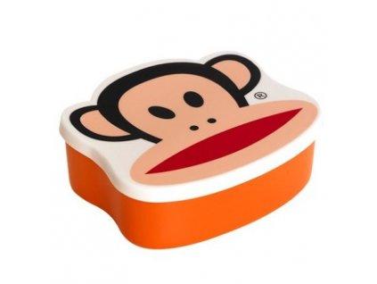 Paul Frank úložný box mini oranžový