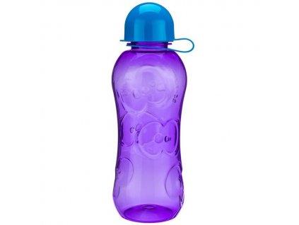 FRUITFRIENDS hydratační lahev na vodu fialová 500 ml