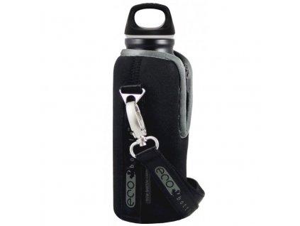 ECO Bottle neoprenový termoobal na lahev 650 ml černý