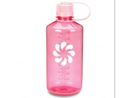 NALGENE - láhev na pití Narrow Mouth 1000 ml Pink