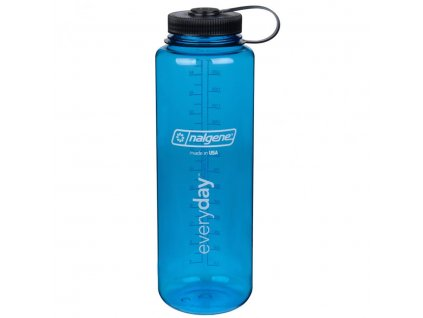 NALGENE - láhev na pití Wide Mouth 1500 ml Blue