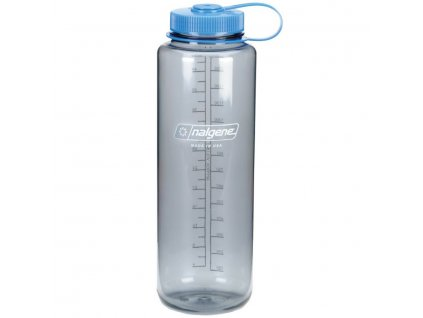 NALGENE - láhev na pití Wide Mouth 1500 ml Grey
