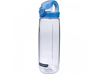 NALGENE - láhev na pití On The Fly 650 ml Clear/Seaport