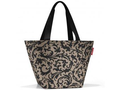 Reisenthel - nákupní taška Shopper M Baroque Taupe