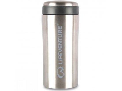 LifeVenture - termohrnek Thermal Mug stříbrný