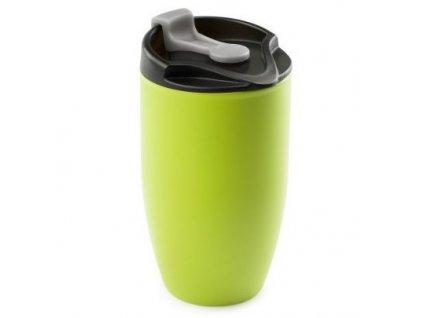 GSI nerezový termohrnek Doppio Commuter Mug 237 ml zelený