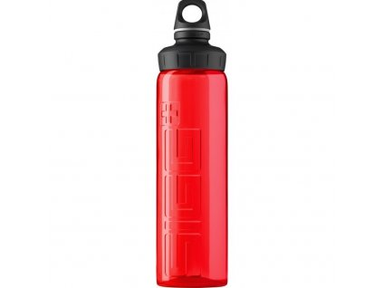 SIGG lahev VIVA Screw Red 750 ml