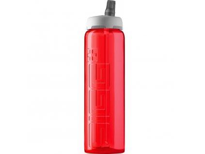 SIGG lahev na pití VIVA NAT Red 750 ml