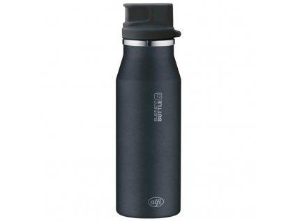Alfi - nerezová lahev na pití Black 600 ml