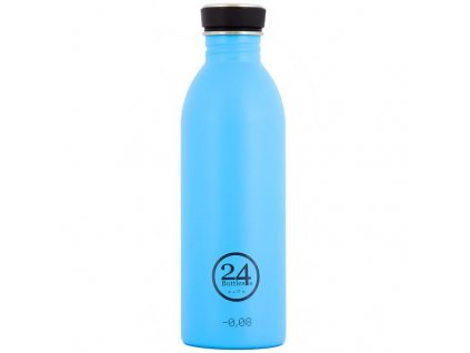 24Bottles - nerezová lahev Urban Bottle 500 ml Lagoon Blue
