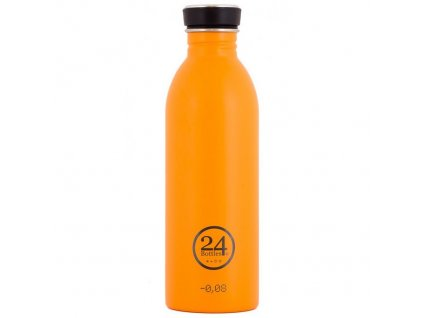 24Bottles - nerezová lahev Urban Bottle 500 ml Orange