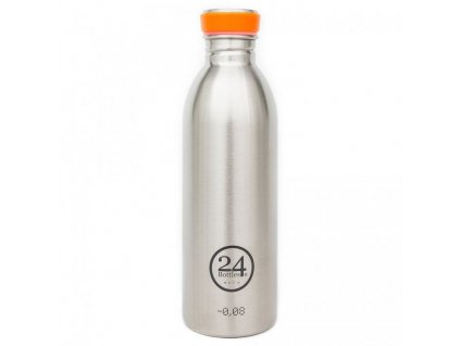 24Bottles - nerezová lahev Urban Bottle 500 ml Steel