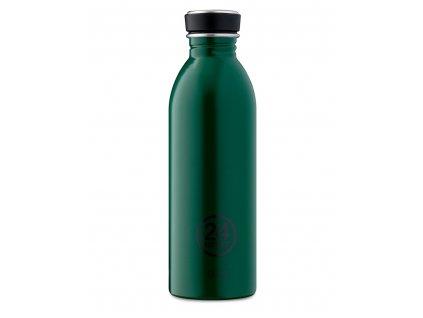 24Bottles - nerezová lahev Urban Bottle 500 ml jungle green