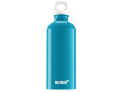 SIGG lahev na pití Fabulous Aqua 600 ml