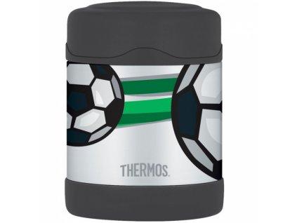 Thermos - dětská termoska na jídlo fotbal