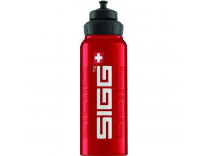 Lahev SIGG WMB Siggnature Red 1000 ml