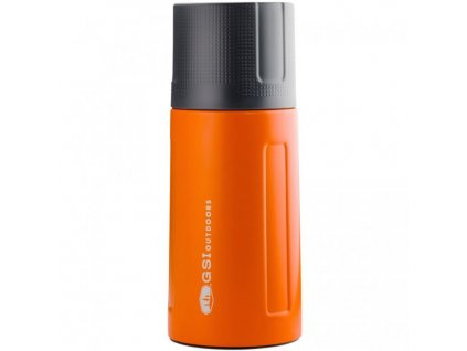 GSI Outdoors termoska Glacier Stainless 500 ml oranžová
