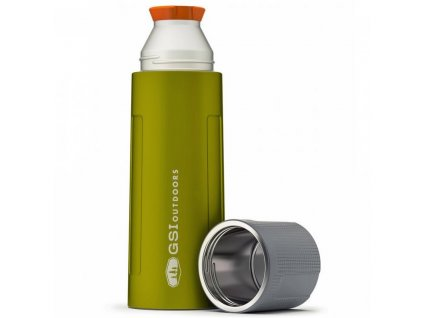 GSI Outdoors termoska Glacier Stainless 1000 ml zelená