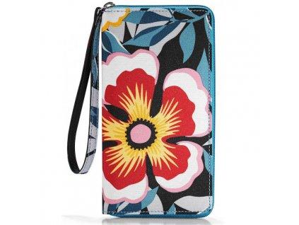 Reisenthel - dámská peněženka FLOWER