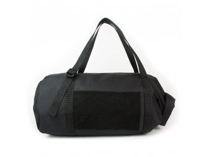 Praktická černá sportovní taška/batoh Sportiva Black od 24Bottles 1