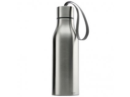 Eva solo - nerezová termo láhev 500 ml šedé poutko
