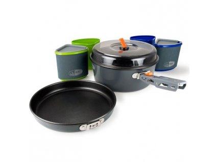GSI Outdoors Bugaboo Backpacker sada nádobí pro 2 osoby