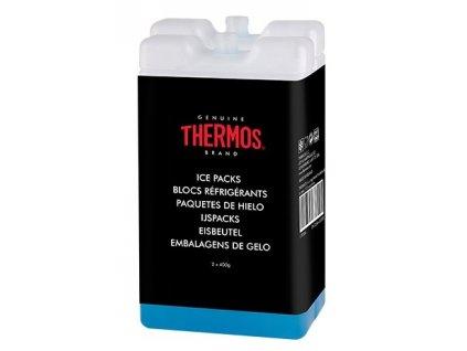Thermos - chladící náplň do termotašky 2x400g